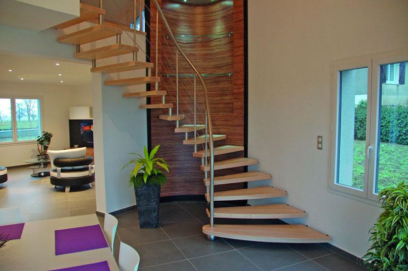 escaliers 26 drome un grand choix d 39 escaliers contemporains escaliers design escaliers. Black Bedroom Furniture Sets. Home Design Ideas